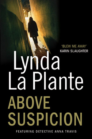 Above Suspicion by Lynda La Plante book cover