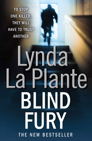 Blind Fury by Lynda La Plante book cover