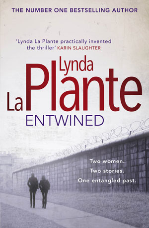 Entwined by Lynda La Plante book cover