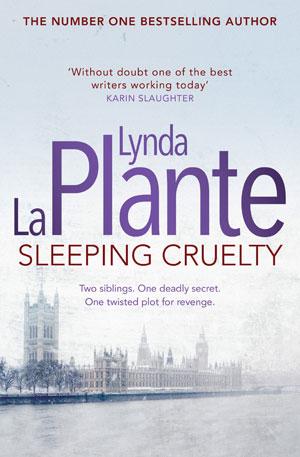 Sleeping Cruelty by Lynda La Plante book cover