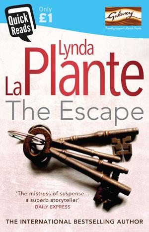 The Escape by Lynda La Plante book cover