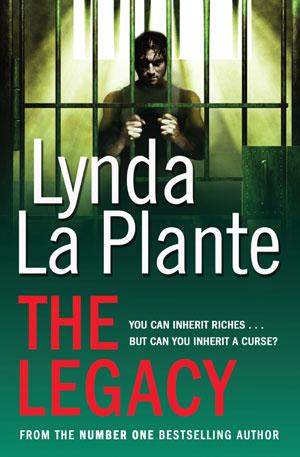 The Legacy by Lynda La Plante book cover