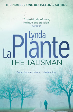 The Talisman by Lynda La Plante book cover