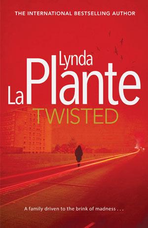 Twisted by Lynda La Plante book cover