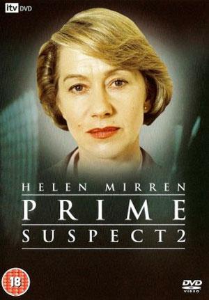Prime Suspect 2 DVD Cover