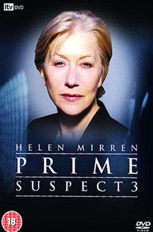 Prime Suspect DVD Cover