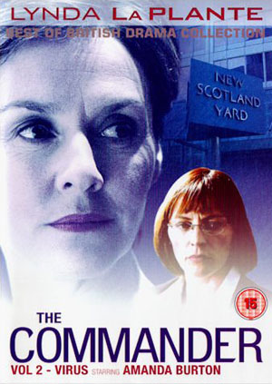 The-Commander 2 Virus DVD Cover