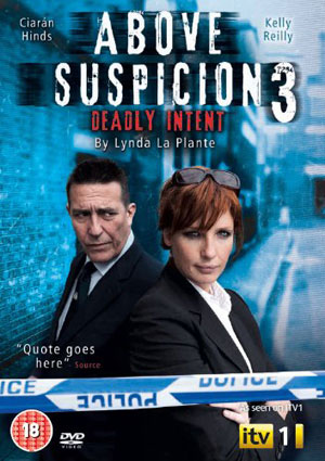 Above Suspicion 3: Deadly Intent DVD Cover