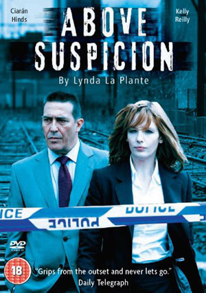 Above Suspicion DVD Cover