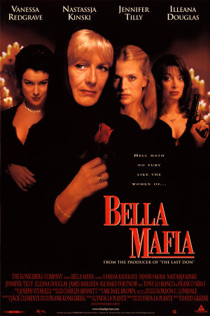 Bella Mafia DVD Cover