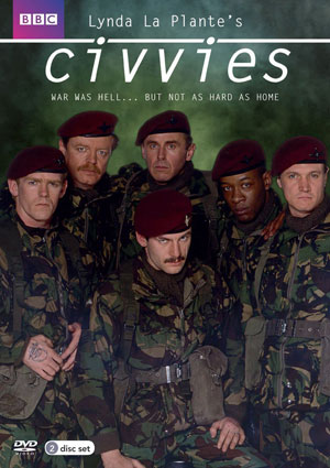 Civvies DVD cover