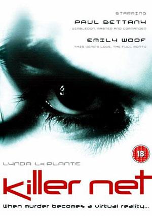 Killer Net DVD Box