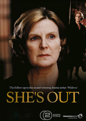 She's Out DVD Cover