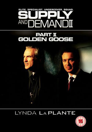 Supply and Demand II part 2: The Golden Goose DVD box