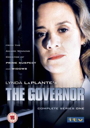 The Governor DVD box cover