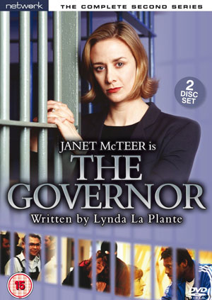 The Governor II DVD box Cover