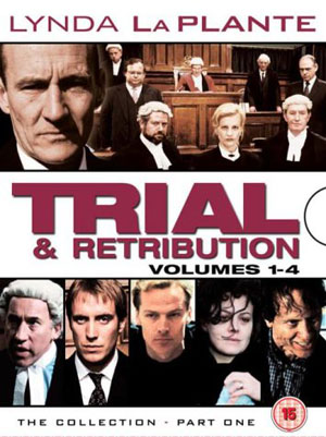 Trial and Retribution: First Collection DVD Cover