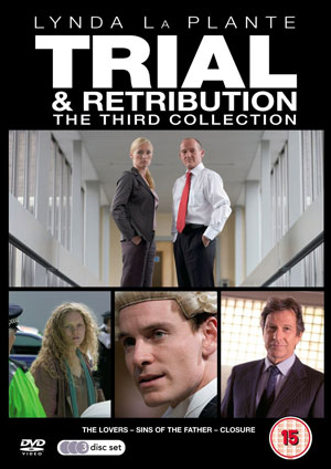 Trial and Retribution 3 DVD Box Cover