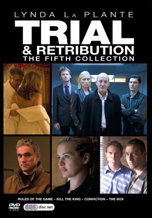 Trial and Retribution Collection 5 Box Cover