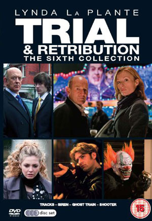 Trial and Retribution Collection 6 DVD Cover