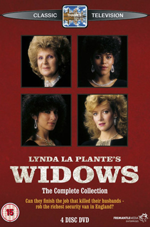 Widows DVD Cover