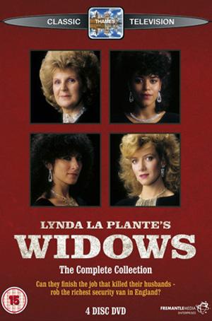 Widows DVD Cover