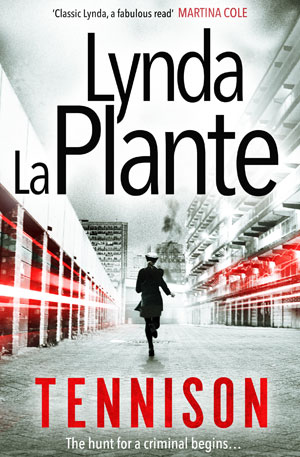 Tennison by Lynda La Plante book cover