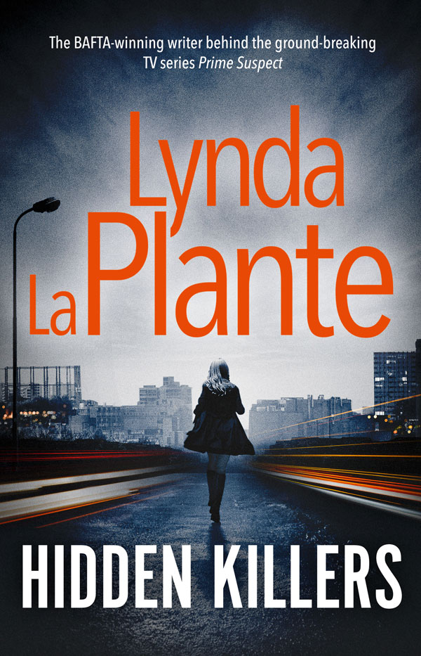 Hidden Killers by Lynda La Plante cover