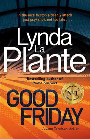 Good Friday by Lynda La Plante book cover