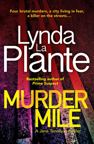 Murder Mile Book Cover