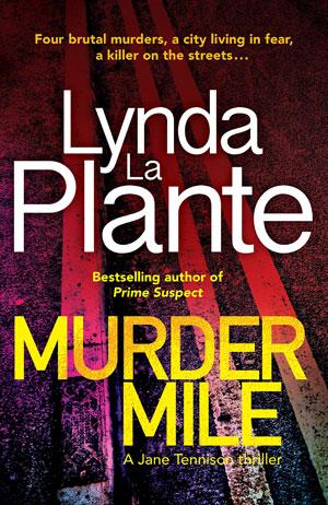 Lynda La Plante - Award-Winning Author, Screenwriter & Producer