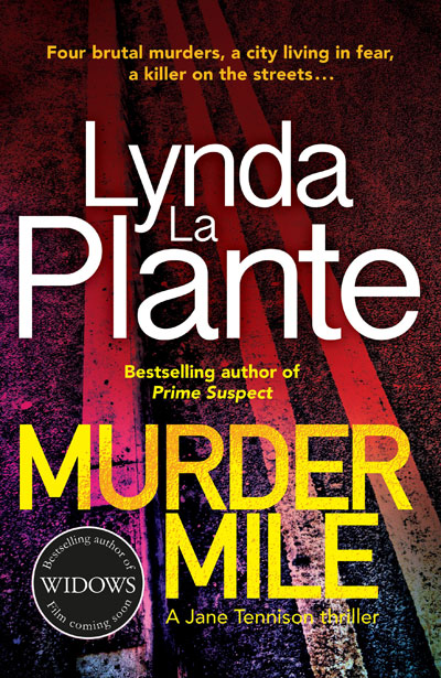 Widows by Lynda La Plante - Cover