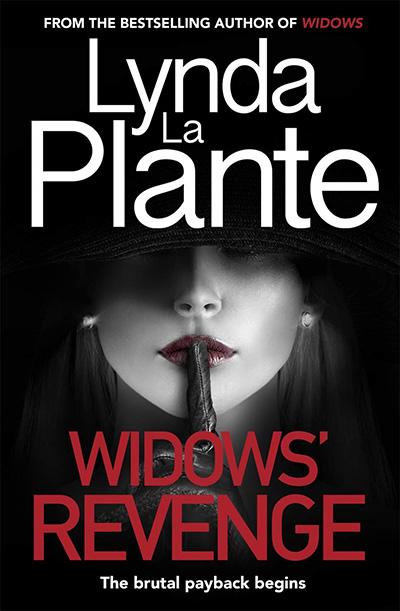 Widows Revenge by Lynda La Plante book cover