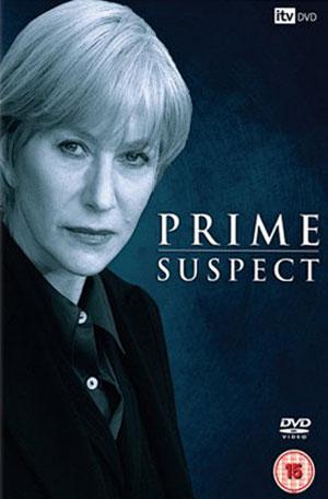 Helen Mirrer Prime Suspect DVD