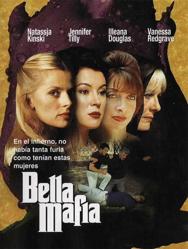 Bella Mafia DVD cover