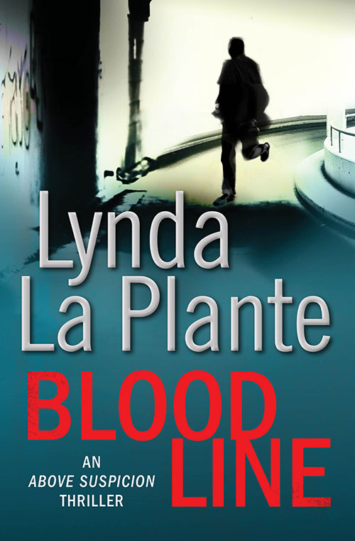 Blood Line by Lynda La Plante book cover