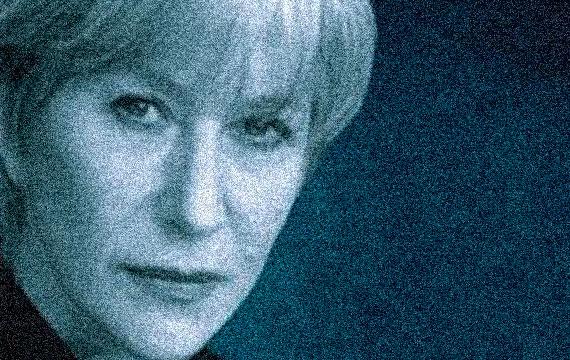 Helen Mirren as Prime Suspect