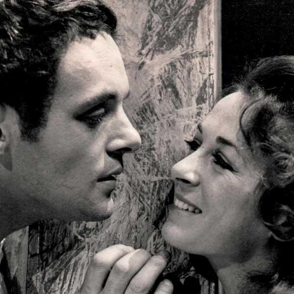 Anthony Hopkins & Lynda La Plante