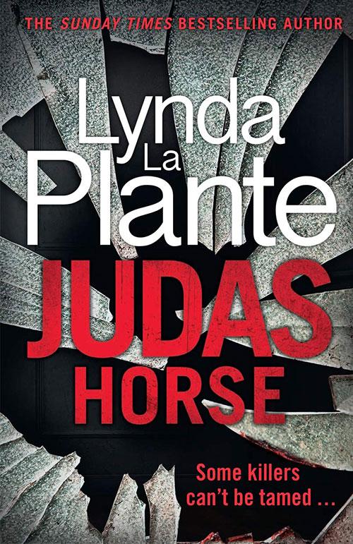 Judas Horse by Lynda La Plante - cover