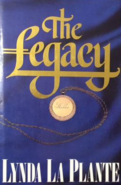 Legacy 1st edition book cover