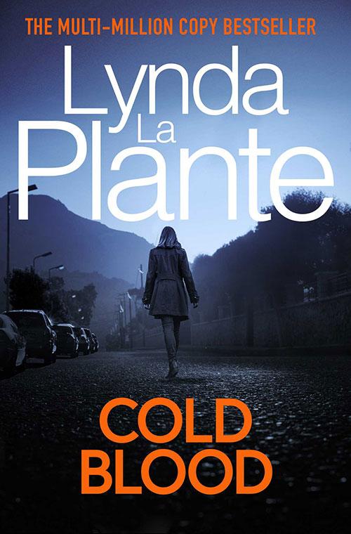 Cold Blood by Lynda La Plante book cover