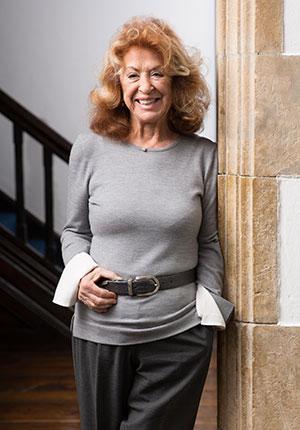 Lynda La Plante Portrait
