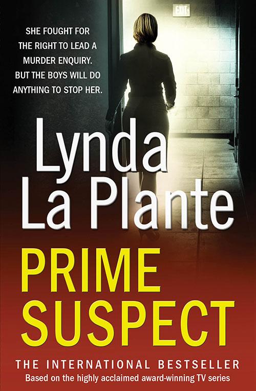 Prime Suspect by Lynda La Plante book cover