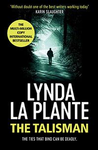 The Talisman by Lynda La Plante book cover