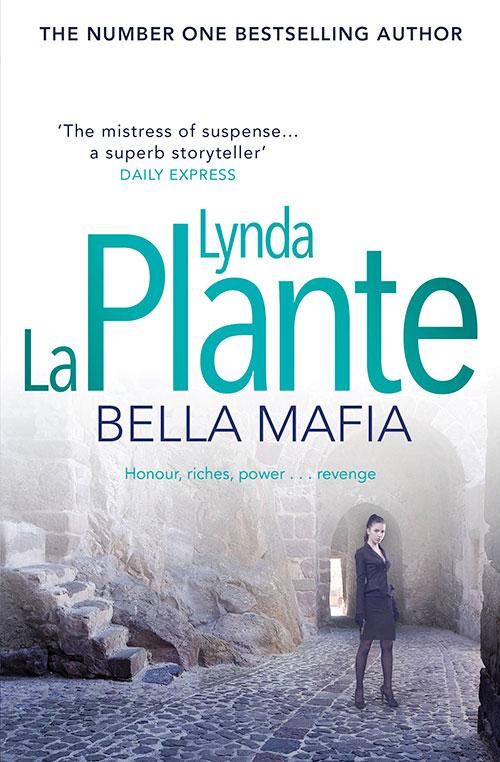 Bella Mafia by Lynda La Plante book cover