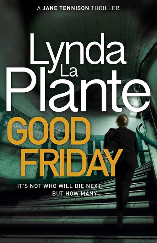 Good Friday by Lynda La Plante book cover