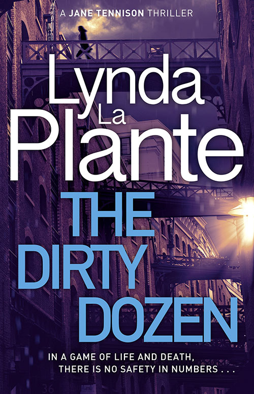 The Dorty Dozen by Lynda La Plante book cover