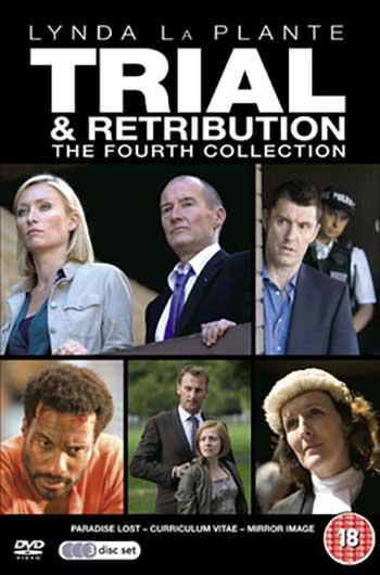 Trial & Retribution 4 DVD cover