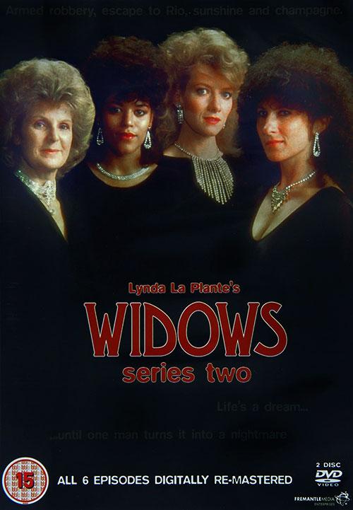 Widows 2 DVD Cover
