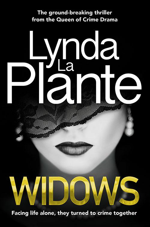 Widows by Lynda La Plante book cover